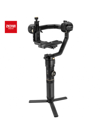 Zhiyun Crane 2S 3-Axis Handheld Gimbal Stabilizer for DSLR Camera Mirrorless Cameras Professional Video Stabilizer Compatible with Sony Nikon Canon Panasonic LUMIX BMPCC 6K