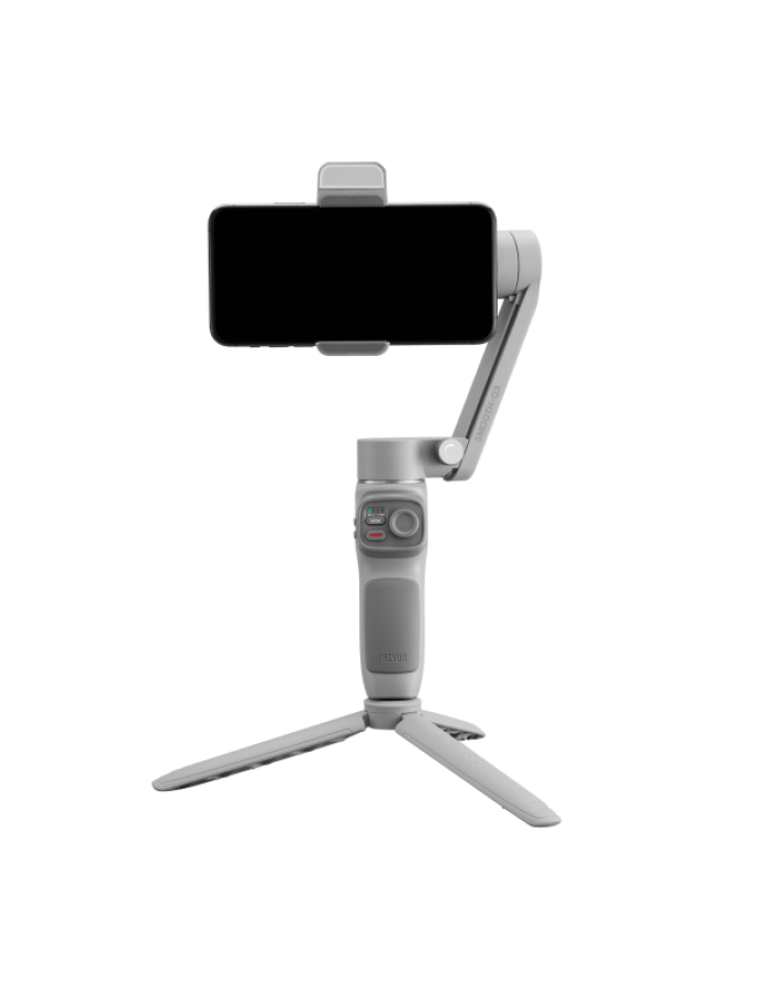 Zhiyun Smooth Q3, 3-Axis Handheld Smartphone Gimbal Stabilizer for iPhone 12, 11 Pro, Xs Max, Xr, X, 8 Plus Android Cell Phone Smartphone YouTube Vlog Live Video Record