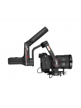 Zhiyun Weebill S Compact Gimbal Stabilizer for DSLR & Mirrorless Camera Sony A7M3 A7III A7R3 with 24-70mm GM Len Nikon Z6 Z7 Panasonic GH5 GH5s Canon 5D4 5D3 EOS R BMPCC 4K 3-Axis Handheld Weebill S