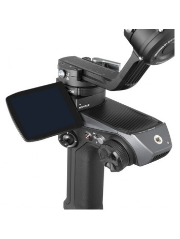 Zhiyun Weebill-2 3-Axis Gimbal Stabilizer with Rotating Touchscreen